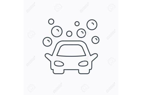 Laat tijdens het huren uw auto cleanen.