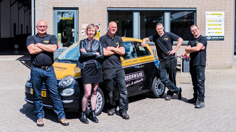Van Heeswijk Auto's